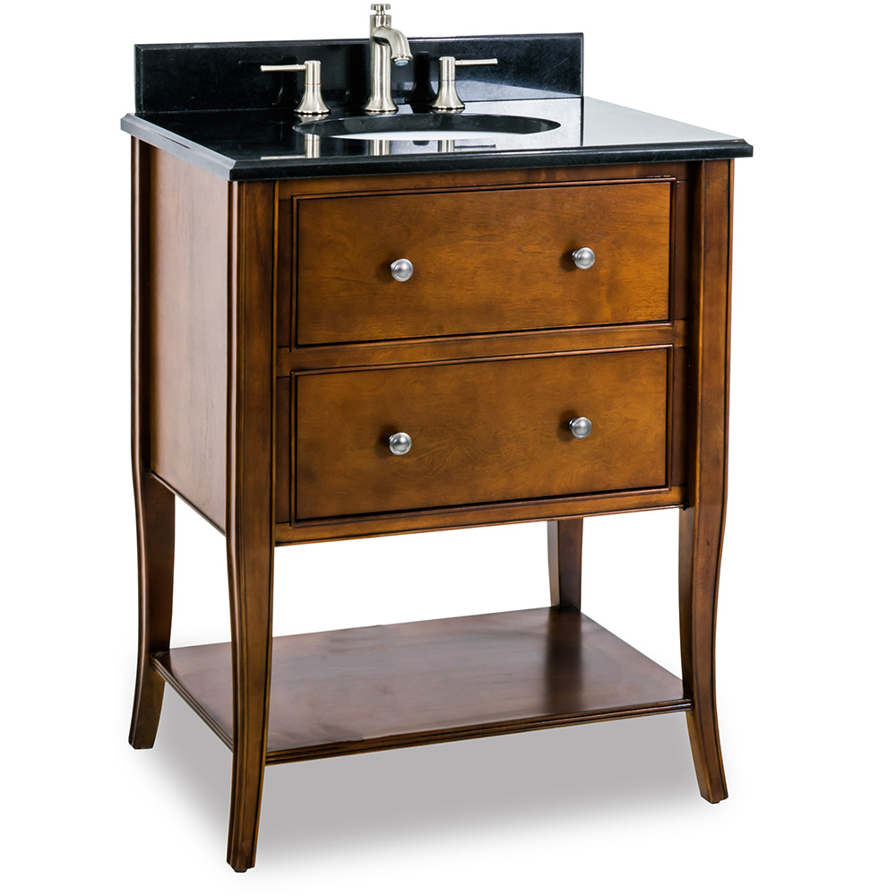 "36"" Philadelphia Classic vanity in Chocolate"